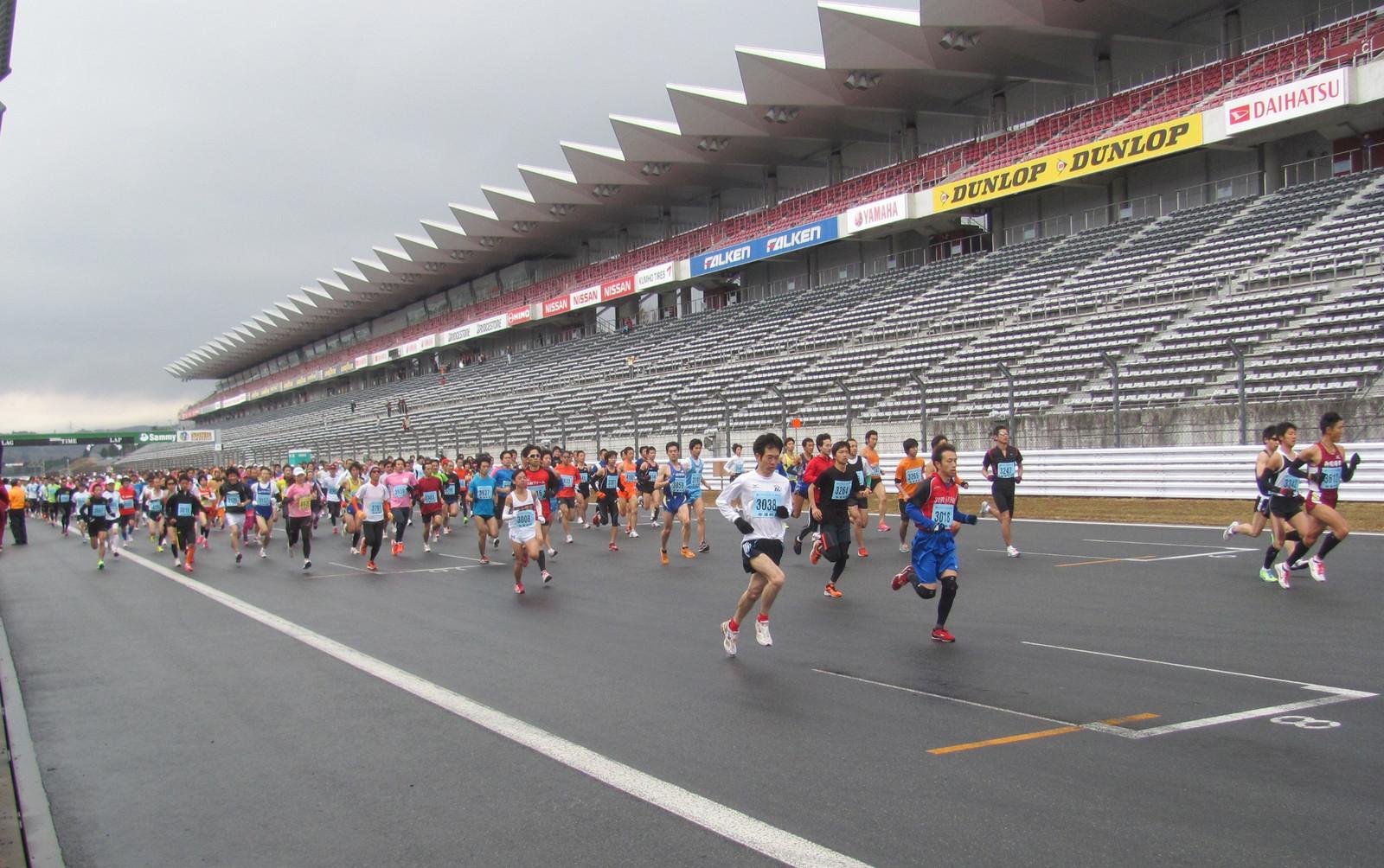 富士 スピード ウェイ マラソン